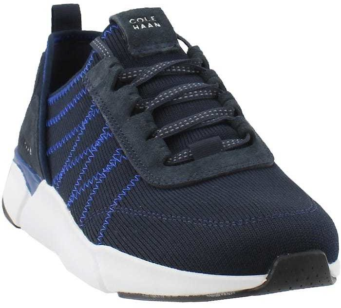 Cole Haan Mens Grandsport Knit Sneakers