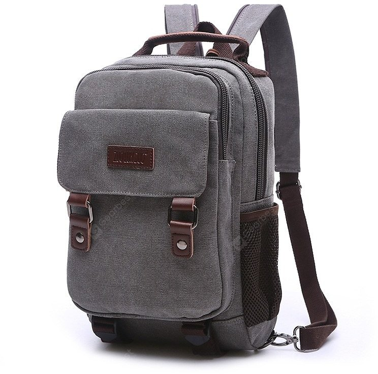 ZUOLUNDUO Student Canvas Schoolbag Backpack Sale, Price & Reviews | Gearbest