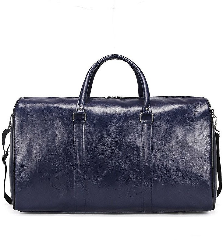 US $19.9 39% OFF|Large Capacity Outdoor Short Distance Travel Bags Soft Pu Leather Women Duffel Bag Fashion Casual Men Sports Fitness Handbag|Travel Bags| - AliExpress