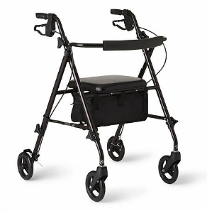 Medline Ultra Lightweight Rollator (Assorted Colors) - Sam's Club