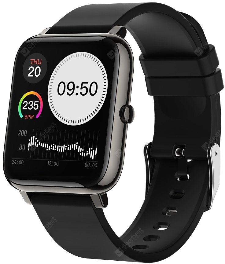 Rogbid Rowatch 1 Black Smart Watches Sale, Price & Reviews