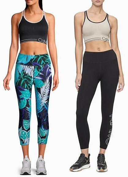 Up to 52% Off + 20% Off Women's Active Leggins
