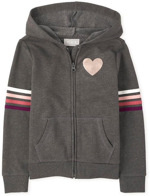Up to 60% Off Girls Hoodies & Pullovers