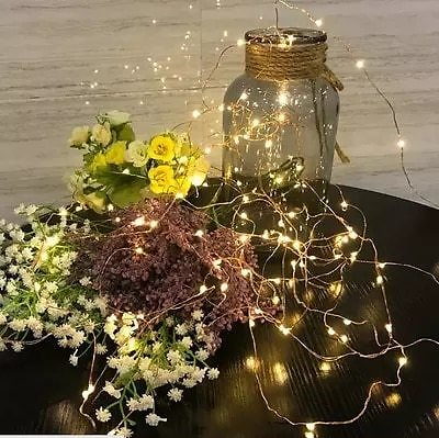 US $1.22 51% OFF|USB 10M 33FT 100 Led Outdoor Led Copper Wire String Lights Christmas Festival Wedding Party Garland Decoration Fairy Lights|copper Wire String Light|wire String Lightsfairy Lights - AliExpress