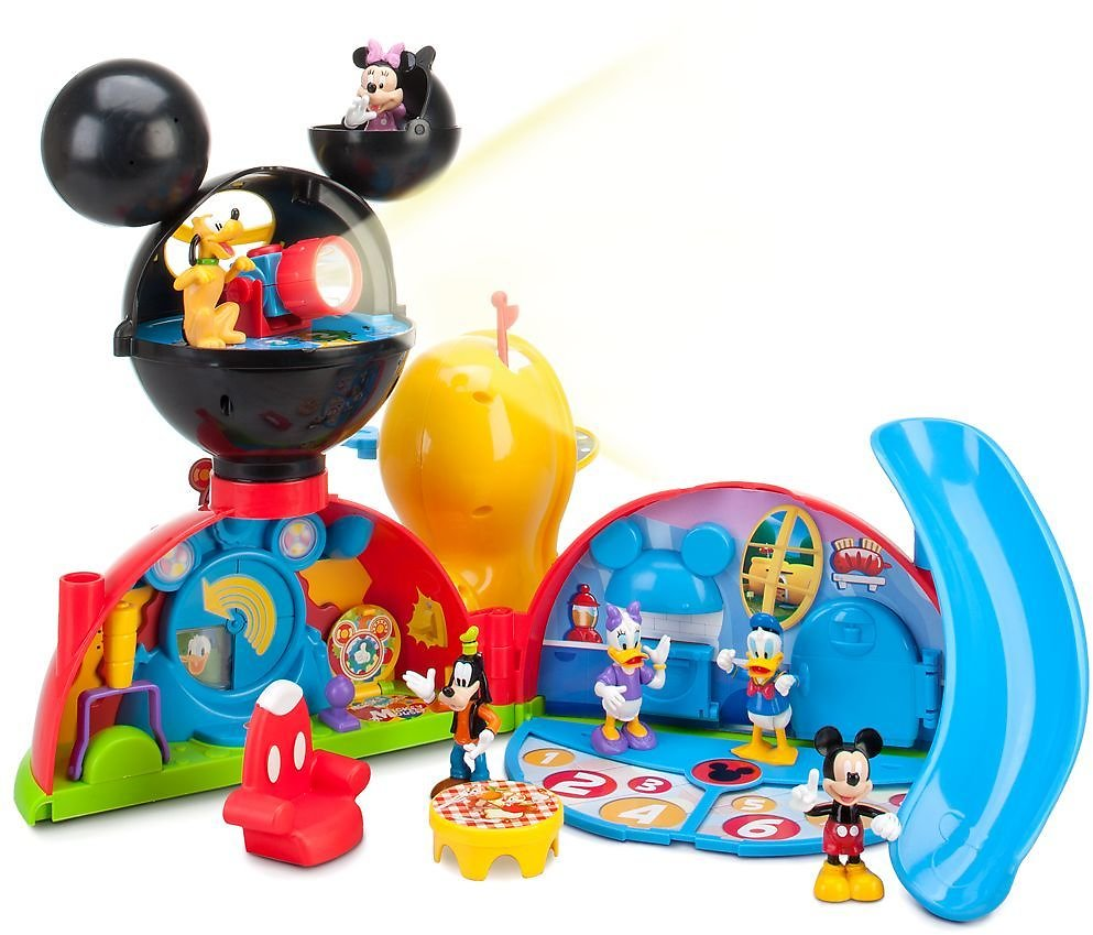 Mickey Mouse Clubhouse Deluxe Playset | ShopDisney