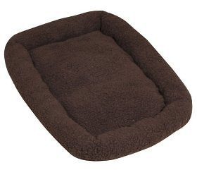 ASL Solutions Fleece Dog Bed for DP Hunter House or Dog Palace, Brown (Choose Your Size) - Sam's Club