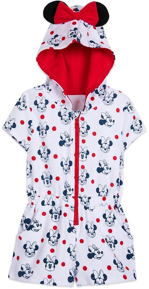 Minnie Mouse Cover-Up for Girls | ShopDisney