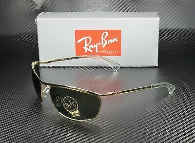 RAY BAN RB3119 001 Arista Crystal Green 62 Mm Unisex Sunglasses 805289003243