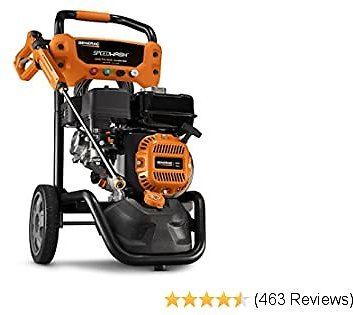 12% OFF Generac 6882 GPW 2900PSI Power Washer SPEEDW, 2900 PSI, Black & Orange