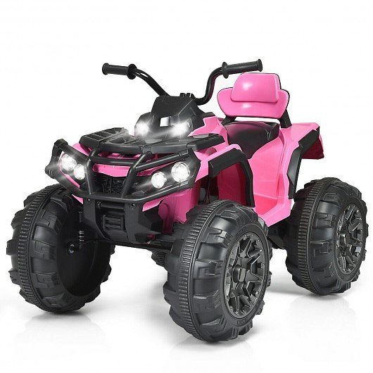 12V High-end Kids ATV 4 Wheeler Ride On Car