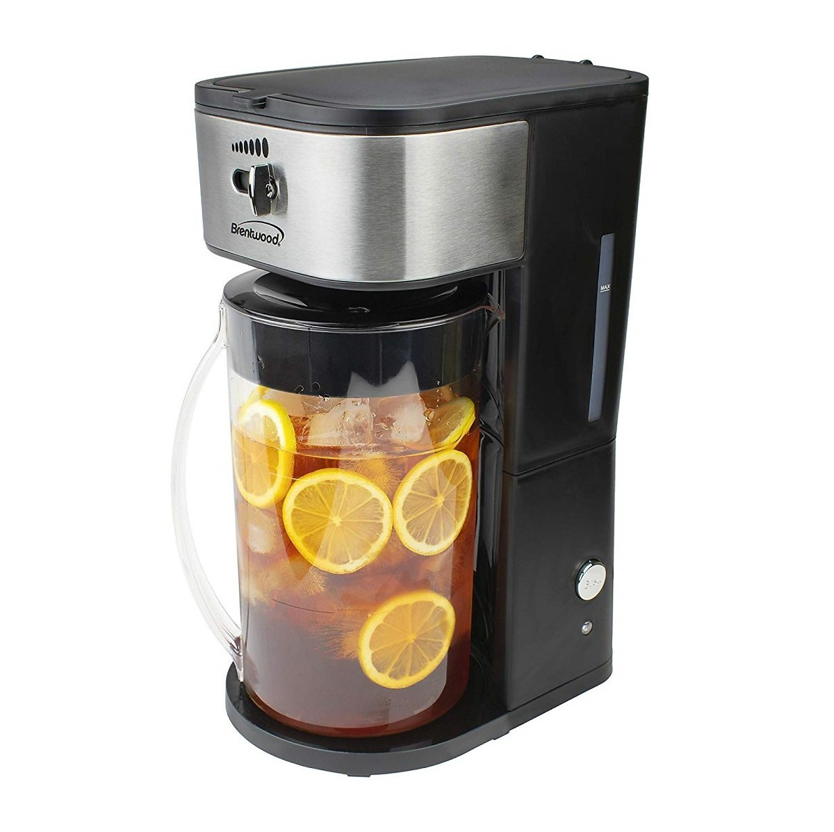 Brentwood® Appliances Iced Tea And Coffee Maker (black)