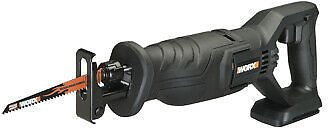 WORX WX500L.9 20V PowerShare Cordless Reciprocating Saw - Tool Only 845534018578