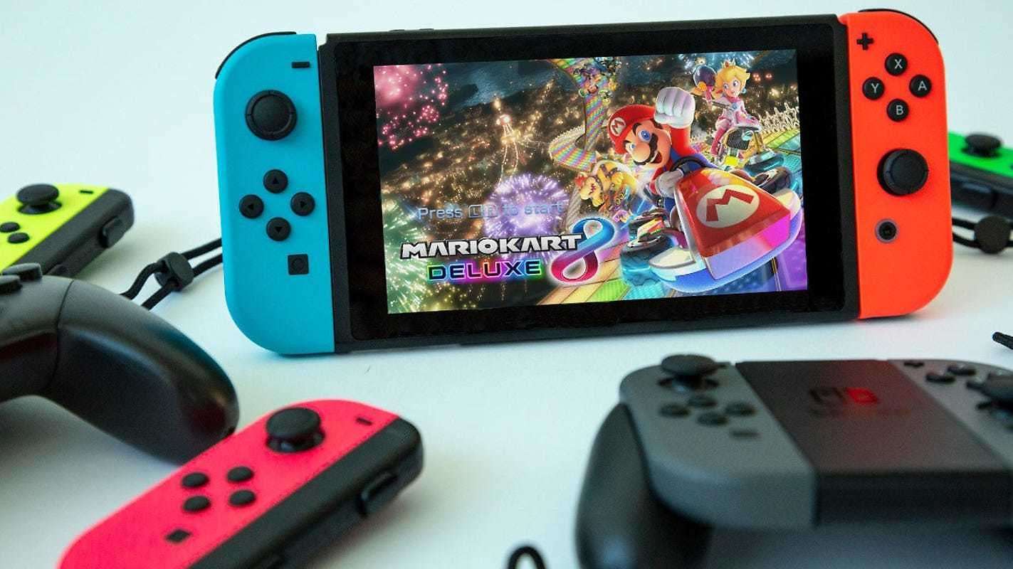 Nintendo Switches Are Finally Back in Stock: Here's Where to Get One
