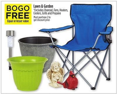 BOGO Free Garden Decor | Dollar General