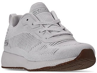Skechers Women's BOBS Sport Squad Glam League Fashion Walking Sneakers from Finish Line & Reviews - Finish Line Athletic Sneakers - Shoes
