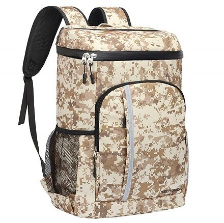 Save: $22.00 (55%) SEEHONOR Camo 30-Can Cooler Backpack