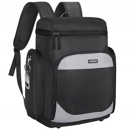 GARDRIT 35-Can Insulated Cooler Backpack