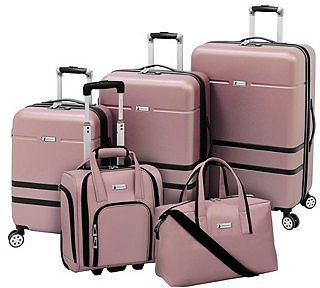 2 Colours London Fog Southbury II Hardside Luggage Collection