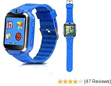 Kids Smart Watch Toddler Watch Camera Watches for Girls Games Watch Boys Touchscreen Watch Wrist Watch for Boys Girls Gifts Watch for Kids Educational Toys Watch for 3-12 Year Old Kids