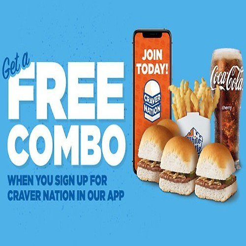 Free Combo Meal With Loyalty Program App Signup