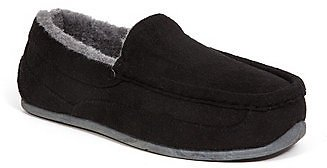 Little and Big Boys Slipperooz Lil Spun Indoor Outdoor S.U.P.R.O. Sock Cozy Moccasin Slipper