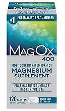 Mag-Ox 400 Magnesium Supplement Tablets