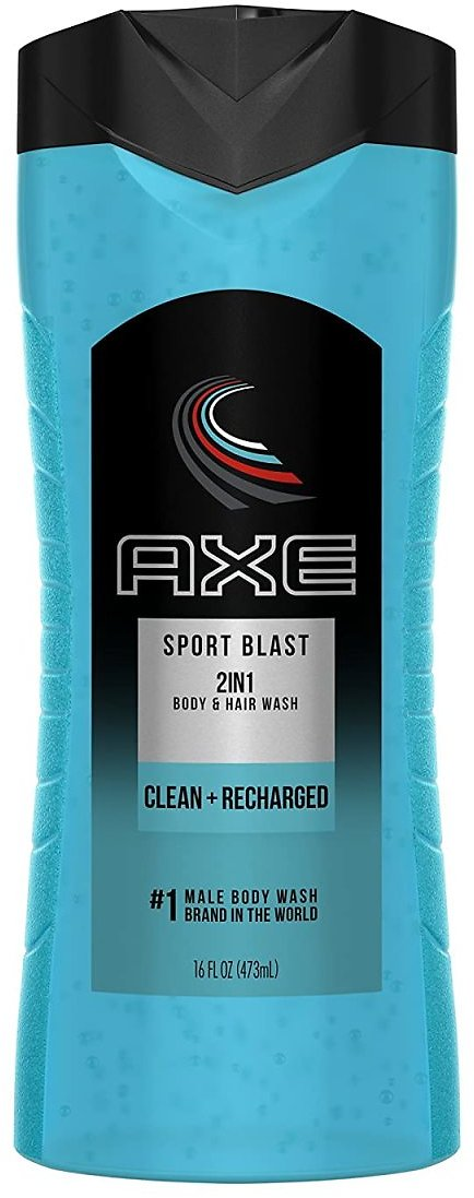 16-Oz AXE 2-in-1 Body Wash & Shampoo