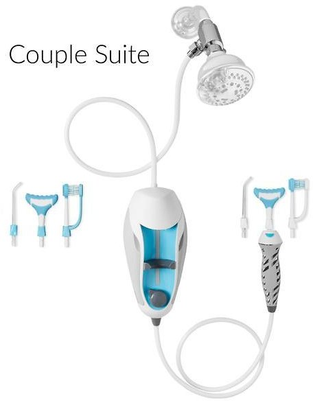 ToothShower Couple Suite