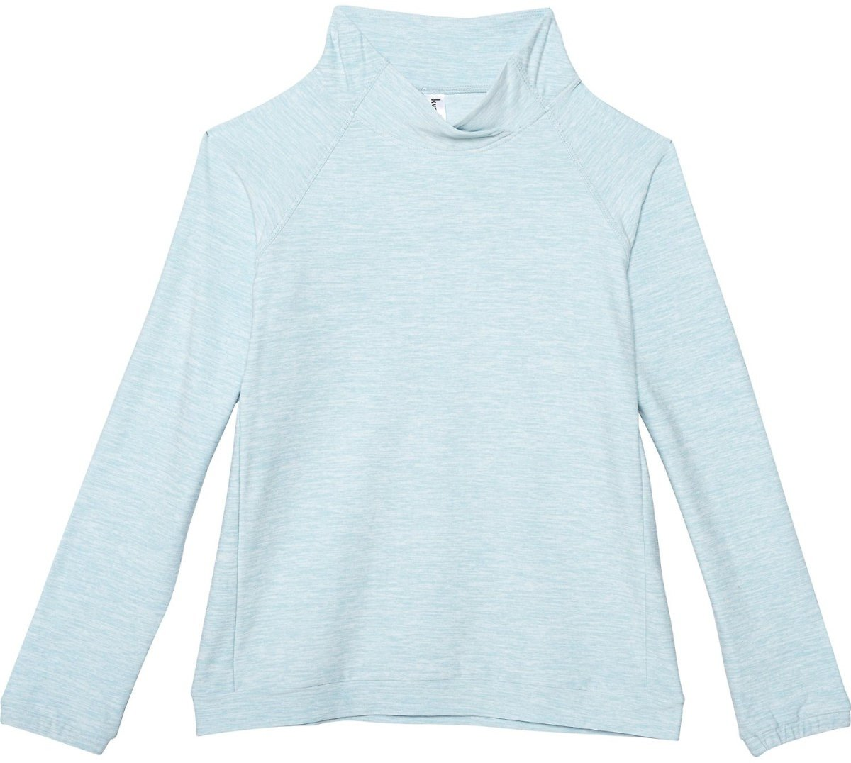 Kyodan Moss Jersey Pullover Shirt - Long Sleeve (For Big Girls)