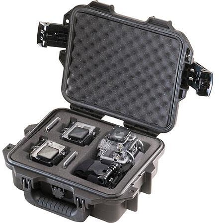 Pelican Storm IM2050 Case with Foam for Two GoPro HERO Cameras - Black