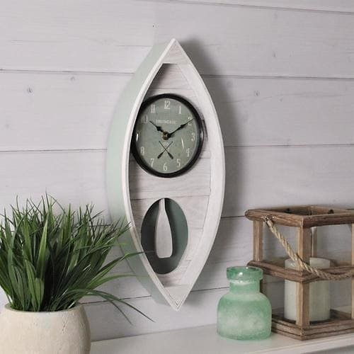 FirsTime FirsTime and Co Analog Novelty Wall Clock