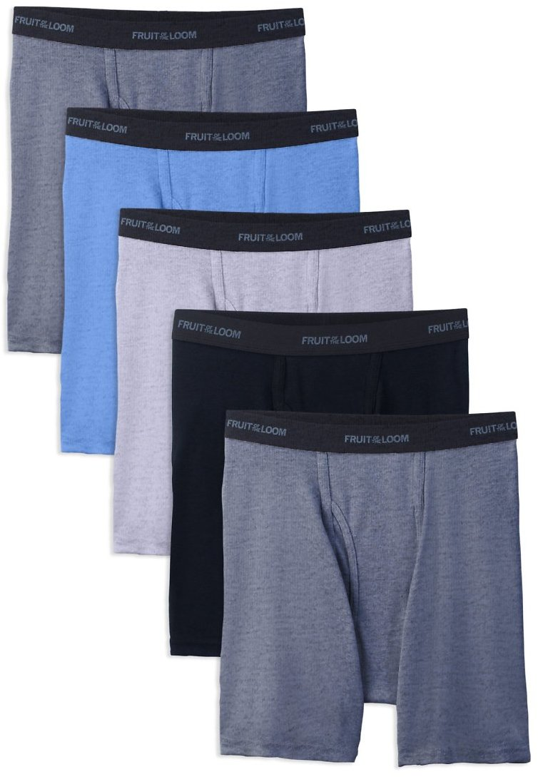 HtFruit-of-the-Loom-Men-s-Beyondsoft-Assorted-Boxer-Briefs-5-Pack