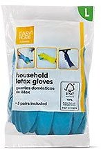 Easy Home Rubber Gloves - 9/23
