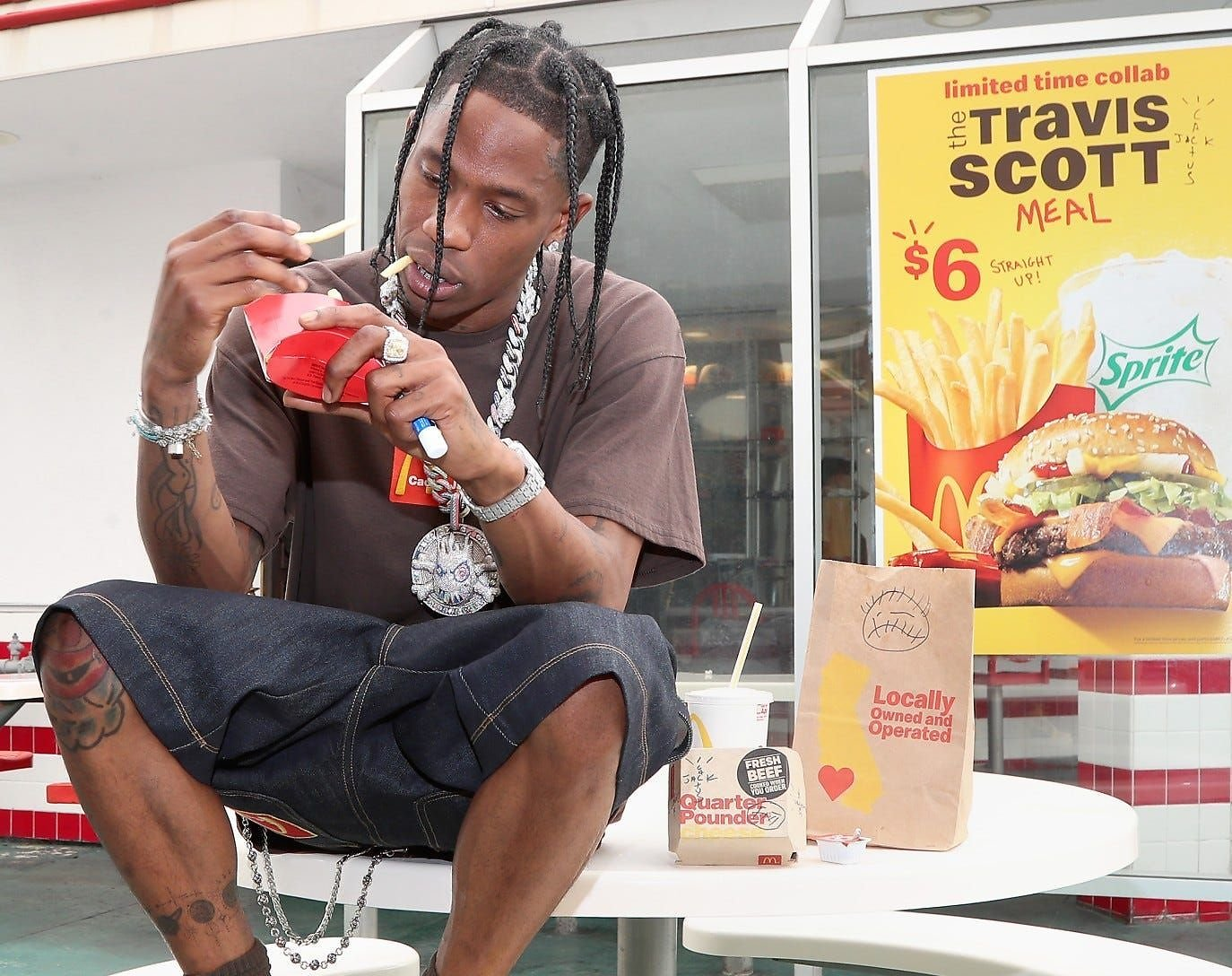 McDonald's Travis Scott Meal Proves to Be More Popular Than Expected, Leading to Shortages and Upcoming Change