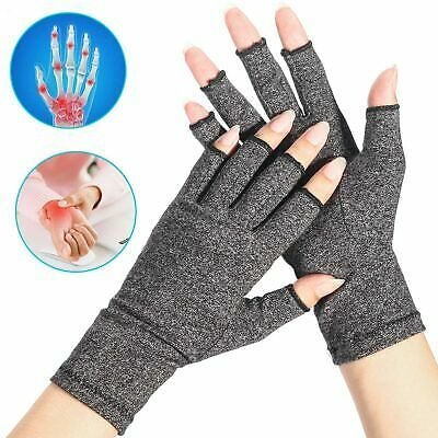 Compression Gloves Arthritis Pain Relief Wrist Brace Support Hand Carpal Tunnel