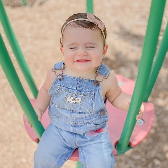 $20.40 & Up Baby Girl Overalls