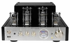 46% Off Fir Rockville BluTube 70w Tube Amplifier/Home Theater Stereo Receiver w/ Bluetooth