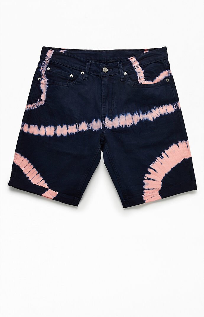 Levi's 511 Tie-Dyed Cut-Off Denim Shorts | PacSun