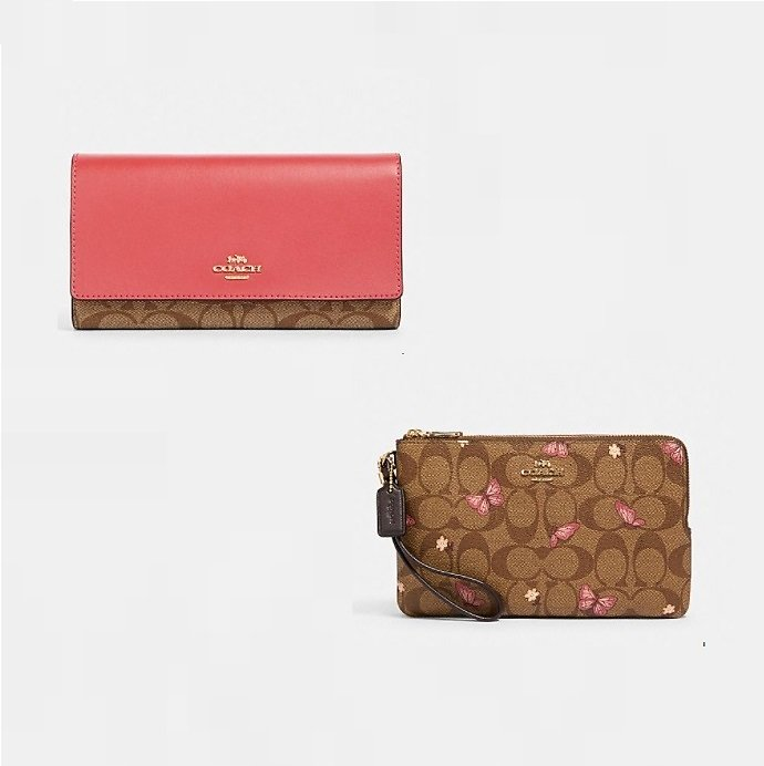 Ends Today! Wallets (Mult Styles) from $19.89