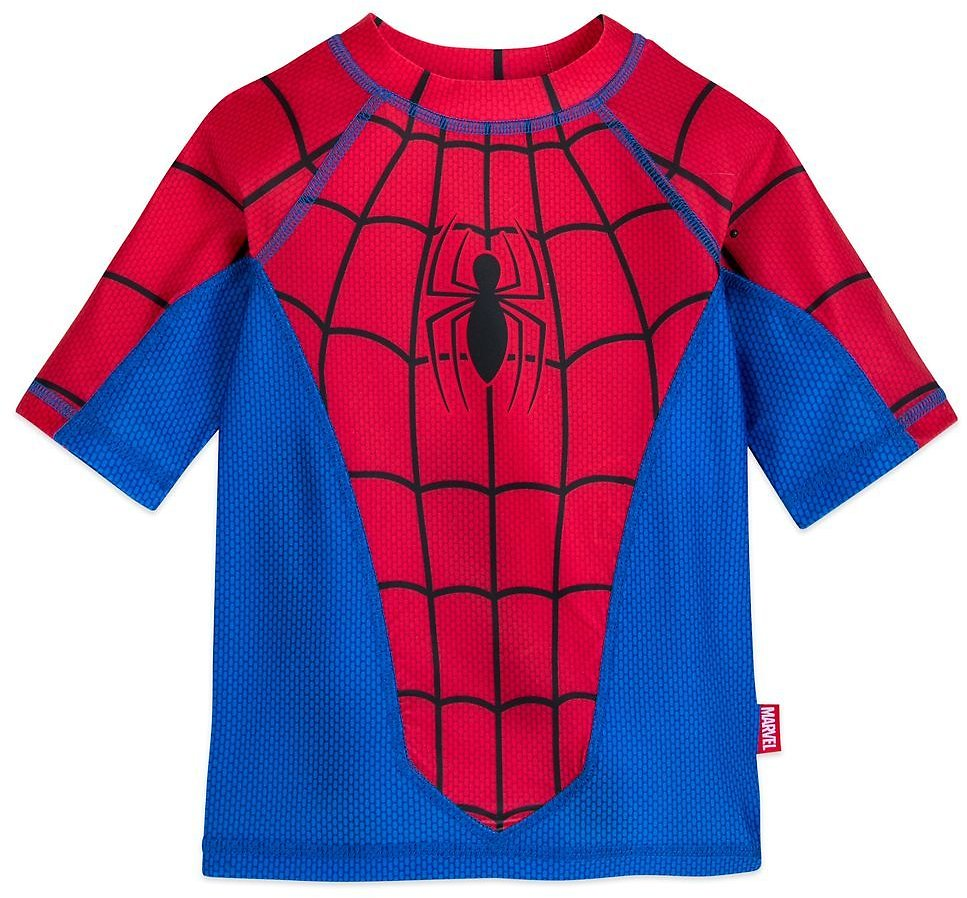 Spider-Man Rash Guard for Boys | Marvel | ShopDisney