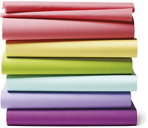 Symphony Broadcloth Fabric in Solid Colors
