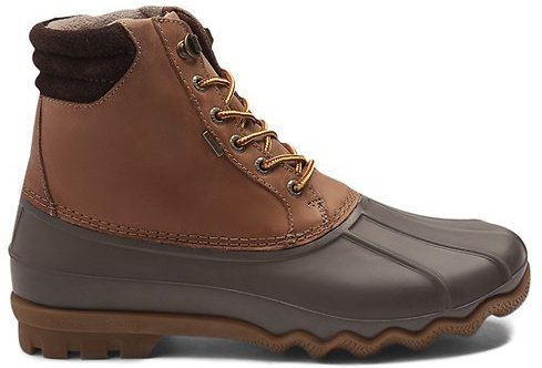 Mens Sperry Top-Sider Duck Boot - Tan