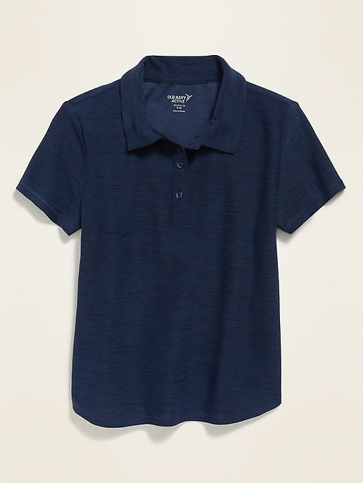 Breathe ON Uniform Polo for Girls | Old Navy