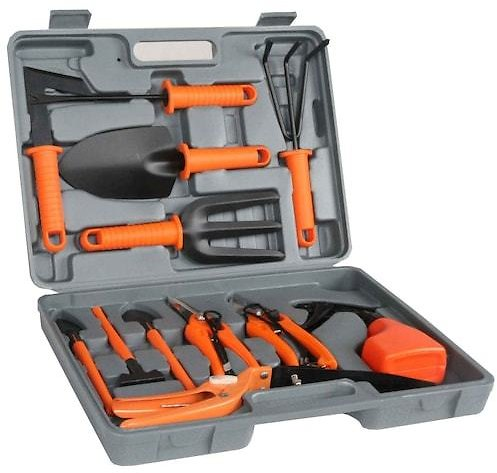 Gardening Fitting Set for Home Plant with Storage Kit