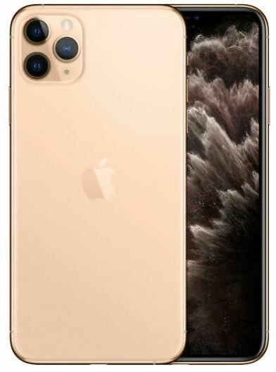 Apple IPhone 11 Pro Max - 256GB - Gold (Unlocked) A2218 (CDMA + GSM) for Sale Online