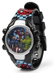 Boys Avengers Digital Watch
