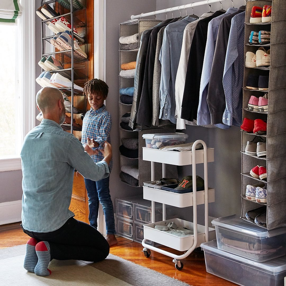 Up to 50% Off Storage & Organization Sale + Extra 20% Off