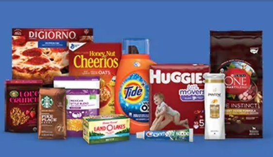 Mix and Match 5 or More Participating Items & Save $1 Each with Card