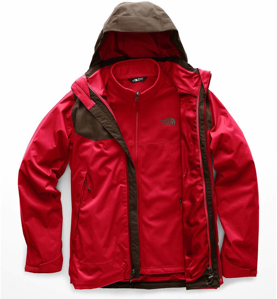 THE NORTH FACE Men's Apex Risor Triclimate Jacket