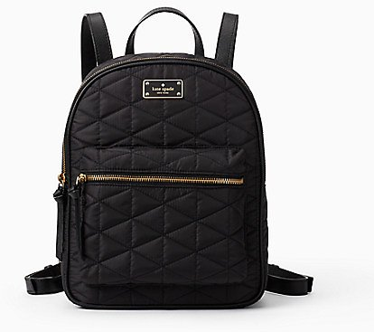 Wilson Road Quilted Small Bradleybackpack